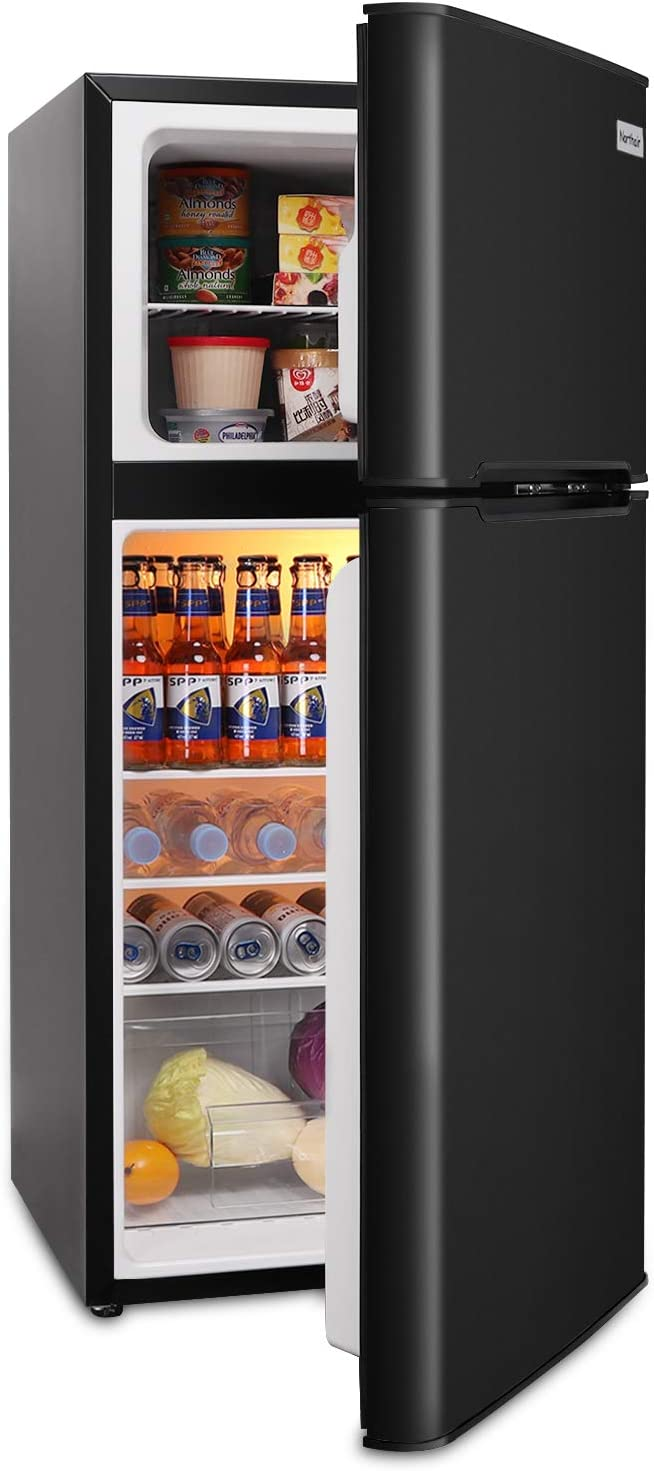 Northair Best Small Ideal Refrigerator With Large Freezer.