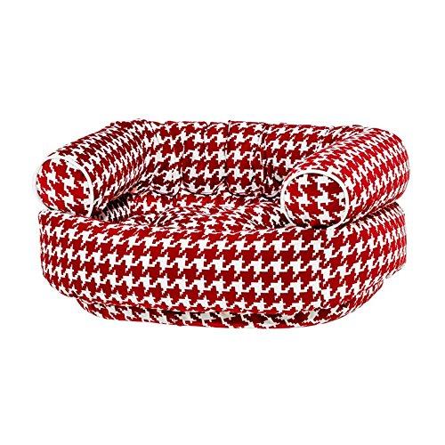 Bowsers Diamond Series Microvelvet Double Donut Dog Bed (Microvelvet Bed Double Donut)