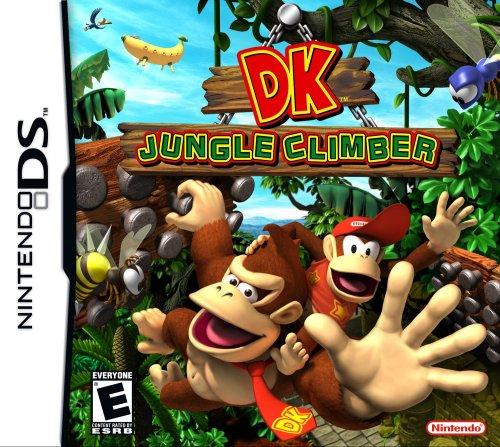 Donkey Kong Nds - DK Jungle Climber - Nintendo DS