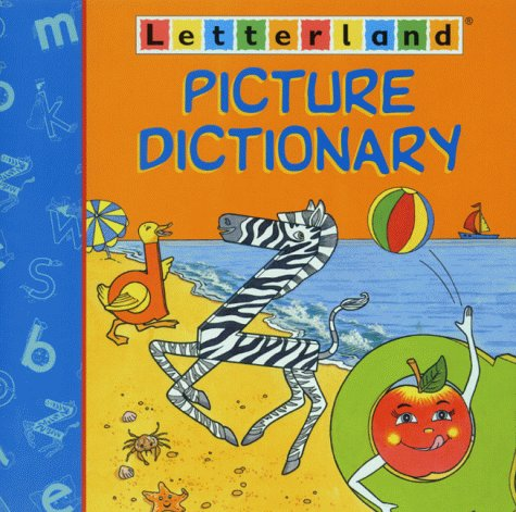 letterland picture dictionary 感想 lyn wendon richard carlisle