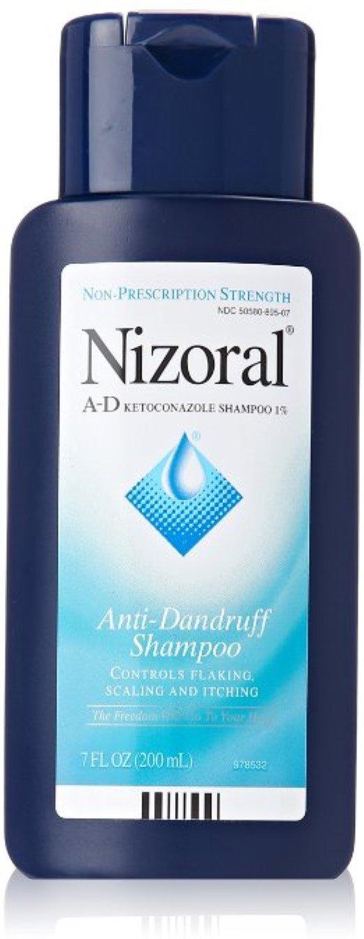 Nizoral Anti-Dandruff - 7 oz, Pack of 5 by Nizoral