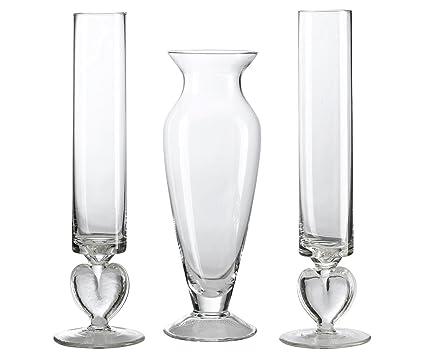 Amazon Lillian Rose Unity Sand Ceremony Wedding Vase Set Home