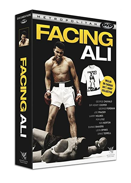Facing Ali [Francia] [DVD]: Amazon.es: Muhammad Ali, George ...