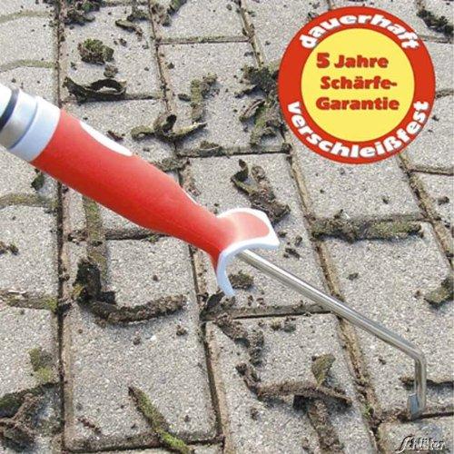 Fugenkratzer 'Rillenfix®' inkl. Teleskopstiel