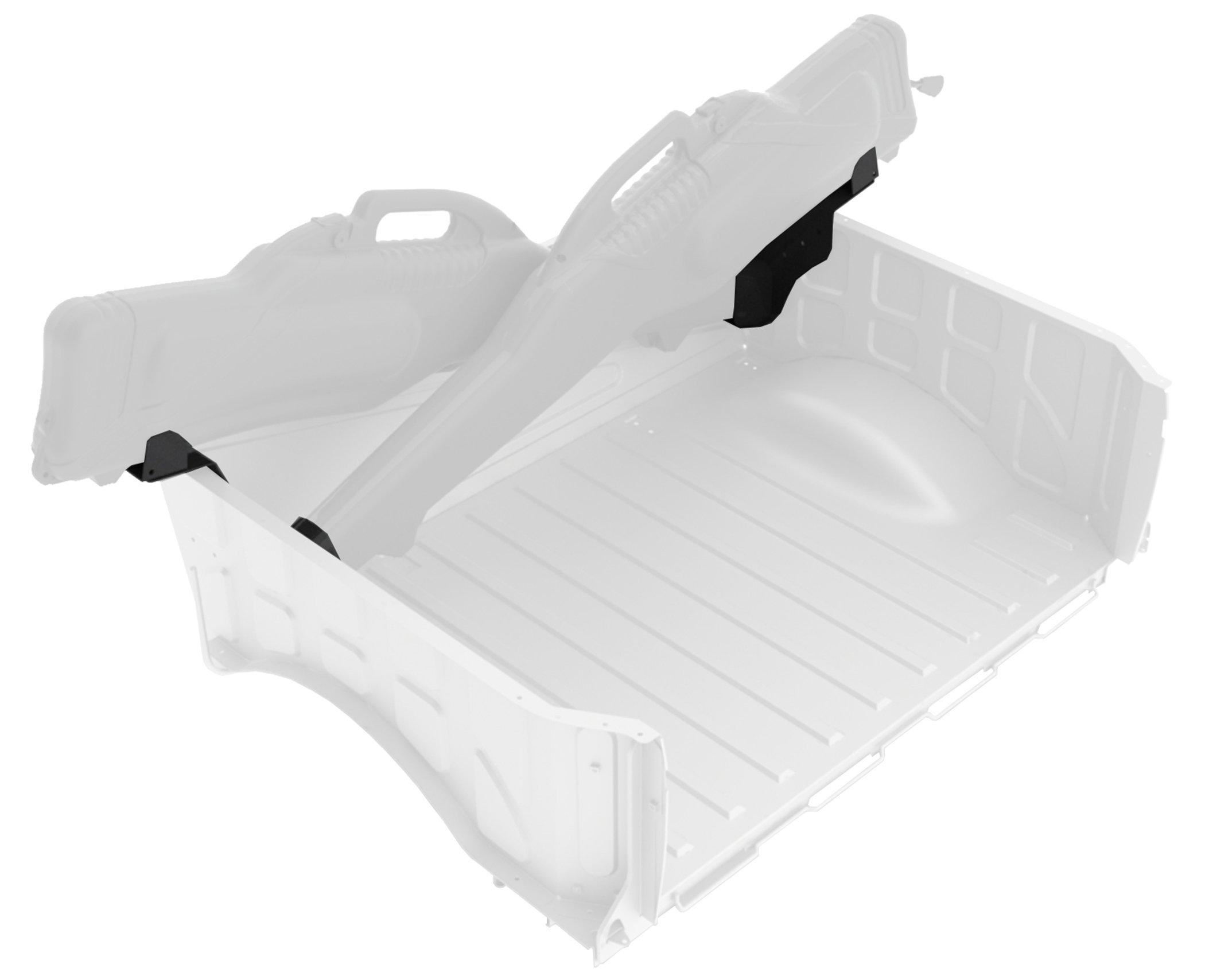 Kolpin In Bed Double Gun Boot Mount Wide Width - 20005