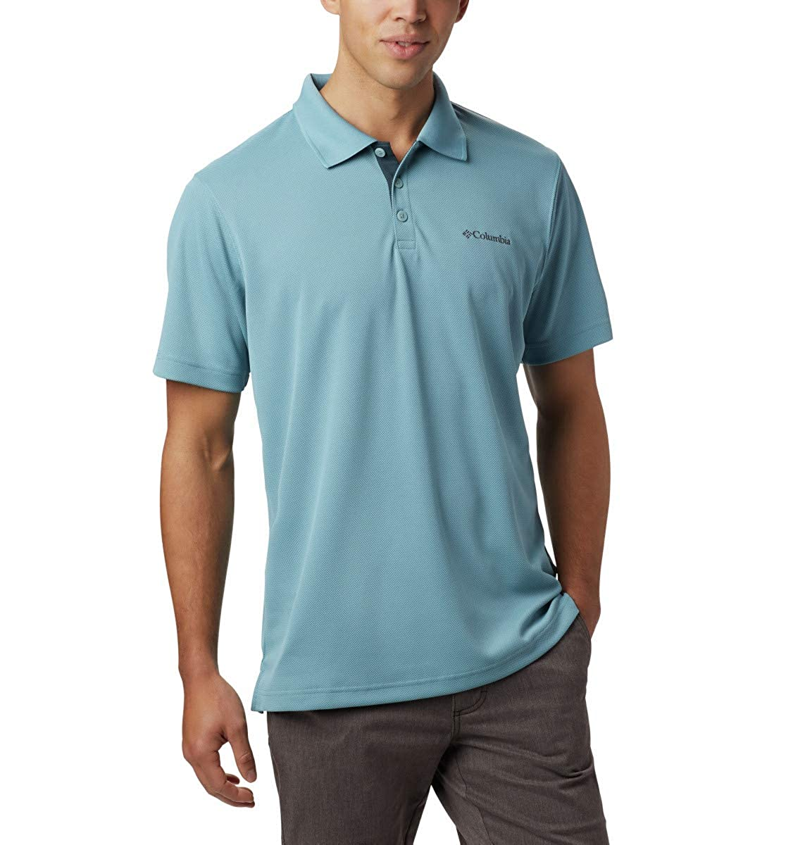 Columbia Mens Utilizer Polo Shirt
