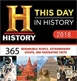 2018 History Channel This Day in History Boxed Calendar: 365 Remarkable People, Extraordinary Events, and Fascinating Facts