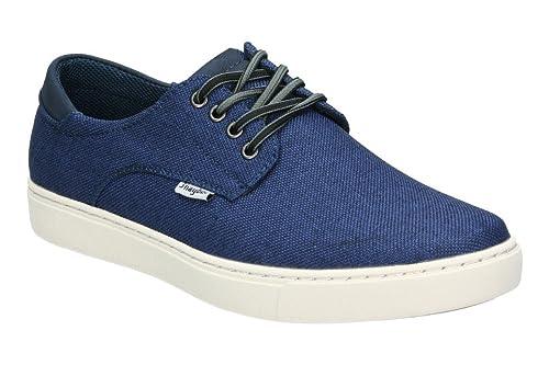J-Hayber - Zapatillas de Material Sintético para Hombre Azul Azul Claro: Amazon.es: Zapatos y complementos
