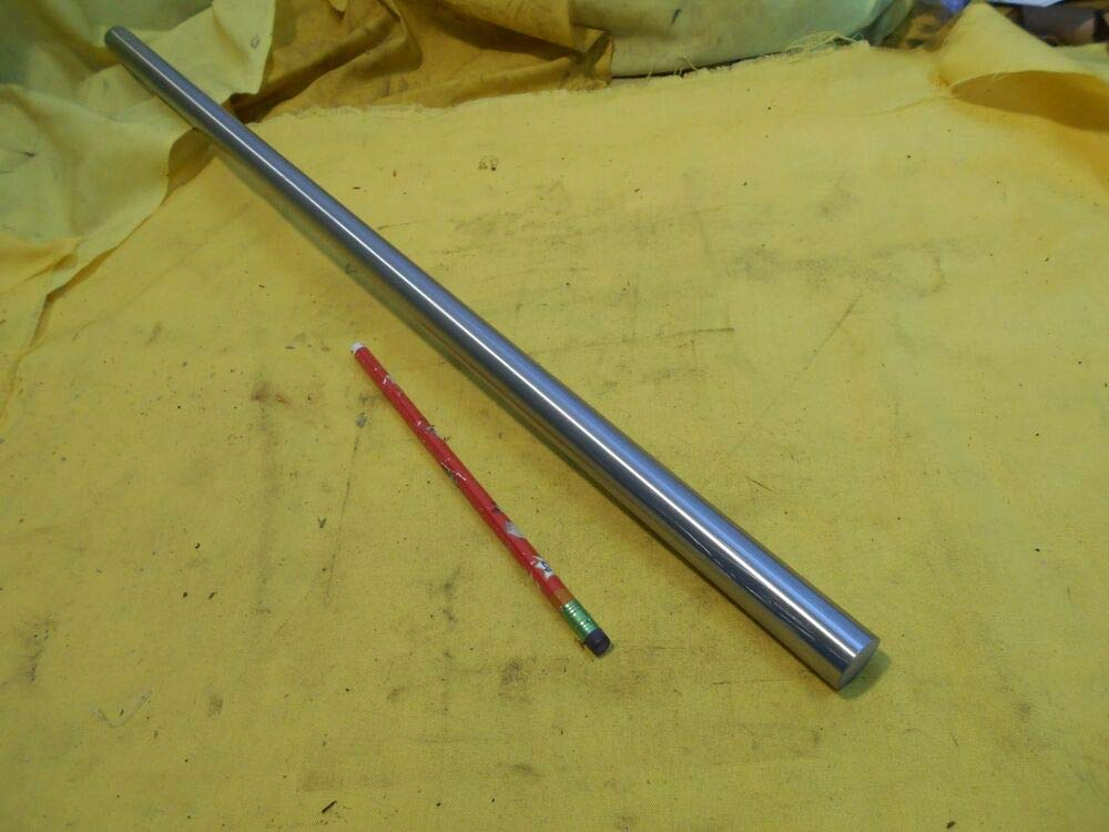 17mm x 24 inches 416 TGP Stainless Steel Round Rod 0.669