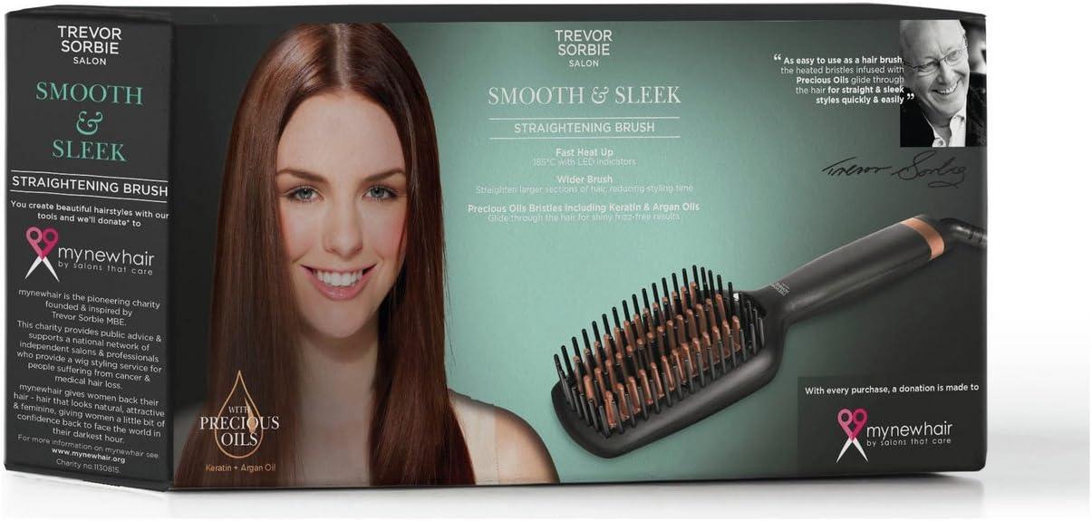 Trevor Sorbie Smooth & Salon Sleek Straightening BrusH
