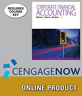 Financial accounting 13e answers warren reeve duchac ebook best deal amazon cengagenowv2 online homework system to accompany warren cengagenowv2 online homework system to accompany warrenreeveduchacs corporate fandeluxe Image collections