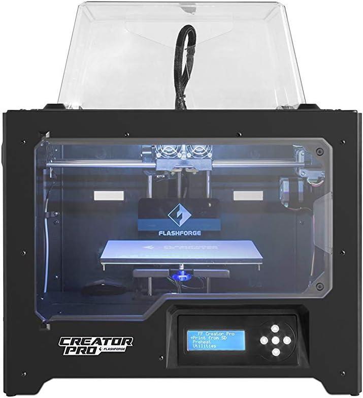 Flashforge Creator Pro 3D Printer: Amazon.es: Oficina y papelería