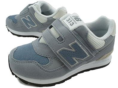 93bb57f320ca9 Amazon | (A倉庫)new balance ニューバランス NB FS313 BBI BRI PPI SBI 子供靴 スニーカー キッズ  男の子 女の子SBI(スチールブルー)13.0cm | ベビーシューズ
