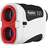 Raythor Pro GEN S2 Golf Rangefinder, Laser Range Finder with Pinsensor and Physical Slope Switch, Continuous Scan…