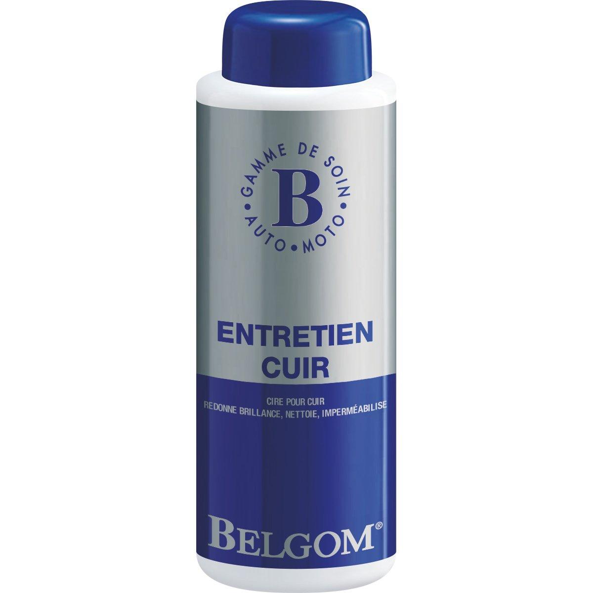Belgom 11.0500 Entretien Cuir, 500 ML Soditen