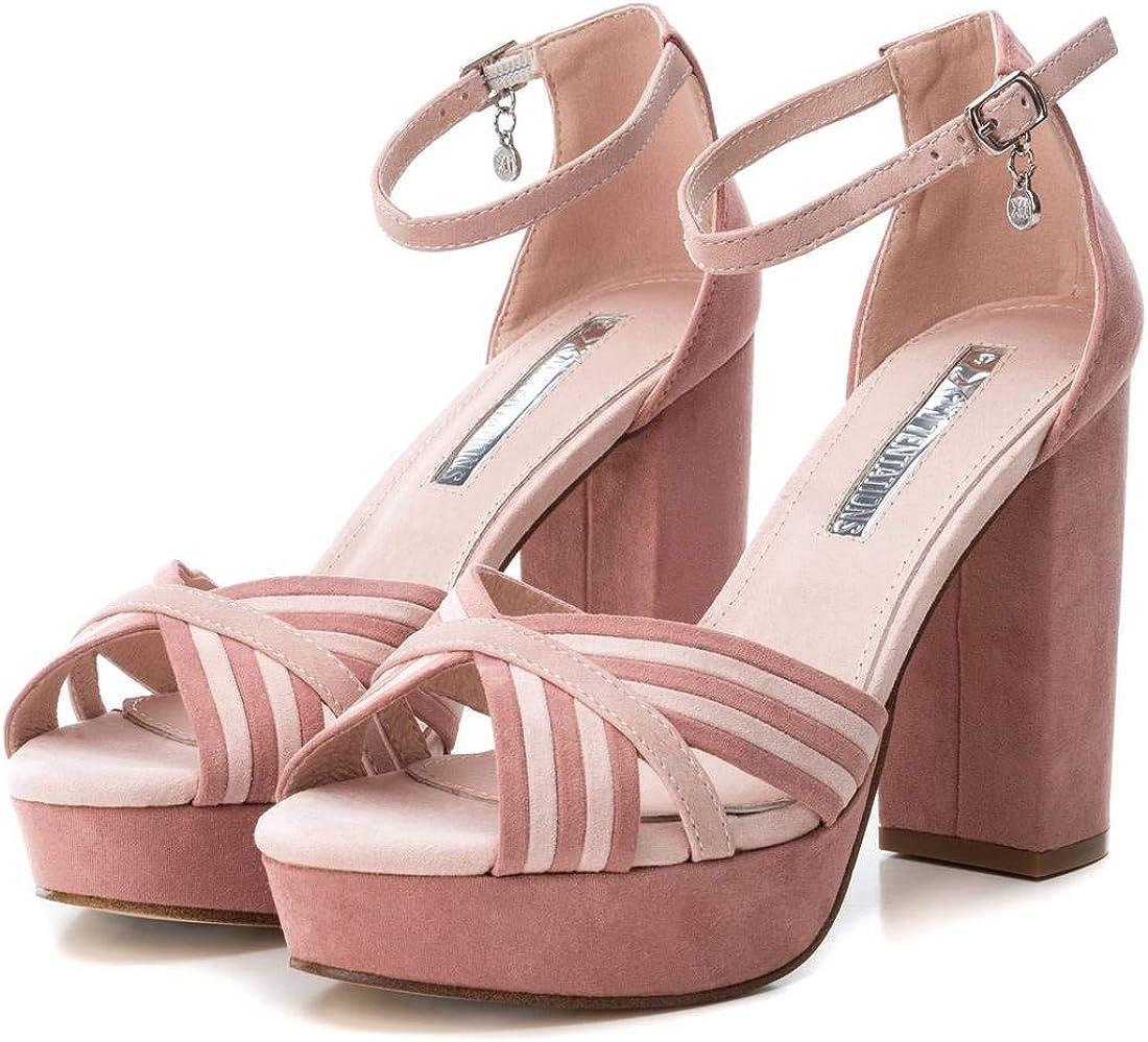 XTI Zapato TNT035010 para Mujer Nude