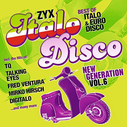 Zyx Italo Disco New Generation 6 (Jewel Case Packaging, 2PC)