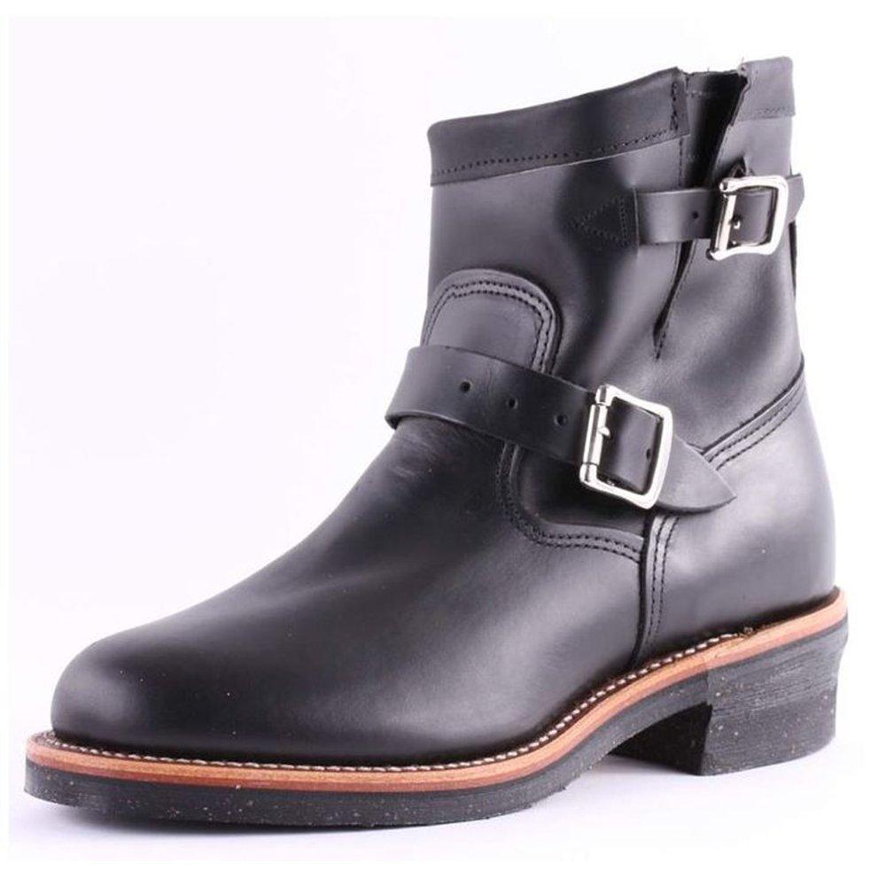 Chippewa 1901 11-Inch Engineer Boots - Handgearbeitete Herren Leder Boots  45.5 EU / 11.5 US|1901m51