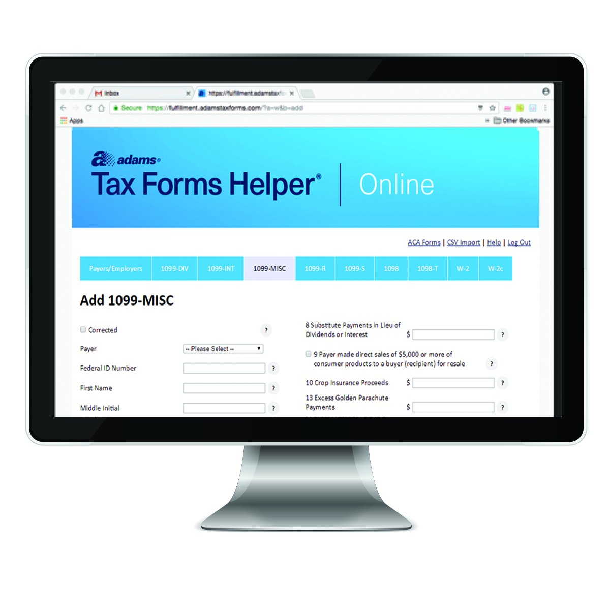 Amazon adams 1099 misc tax forms for 2017 5 part form sets amazon adams 1099 misc tax forms for 2017 5 part form sets for 12 1096 summary 12 envelopes and access to adams tfh online txa12517 made in the falaconquin