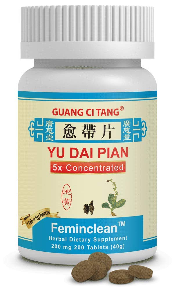 Guang Ci Tang - Yu Dai Pian (Feminclean™)