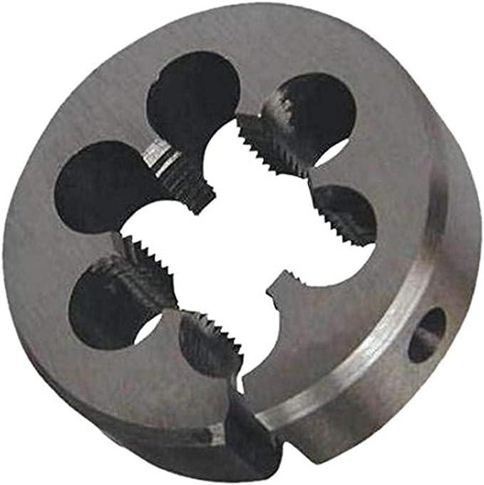"Lighthouse Quality Tools® 1//2-28 RH HSS Adjustable Round Threading Die 1-1//2/"" OD"