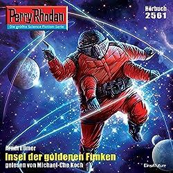 Insel der goldenen Funken (Perry Rhodan 2561)