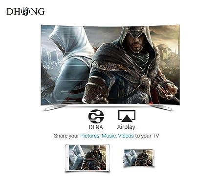 Amazon.com: DHong X10 Pro Media Player, Android 8.1 TV Box Amlogic S905X2 Dual Band WiFi 2.4g/5.8g Bluetooth 4.0 HDR 4K HEVC 10 Bit (4G+64G): Electronics