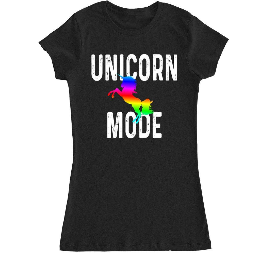 Unicorn Mode T Shirt 8754