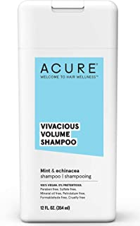 product image for Acure Vivacious Volume Peppermint Shampoo, 12 OZ - PACK-2