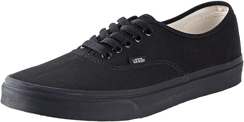 Black Canvas VN000EE3BKA Skate Shoe