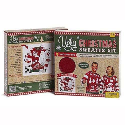 Michael Gerald Ltd Ugly Christmas Sweater Kit]()