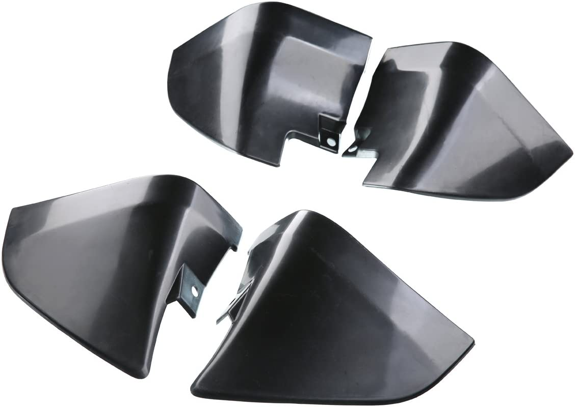 SPEEDLONG 4Pcs Car Mud Flaps Splash Guard Fender Mudguard for Infiniti M35 M45 M37 M56 Q70 Q70L