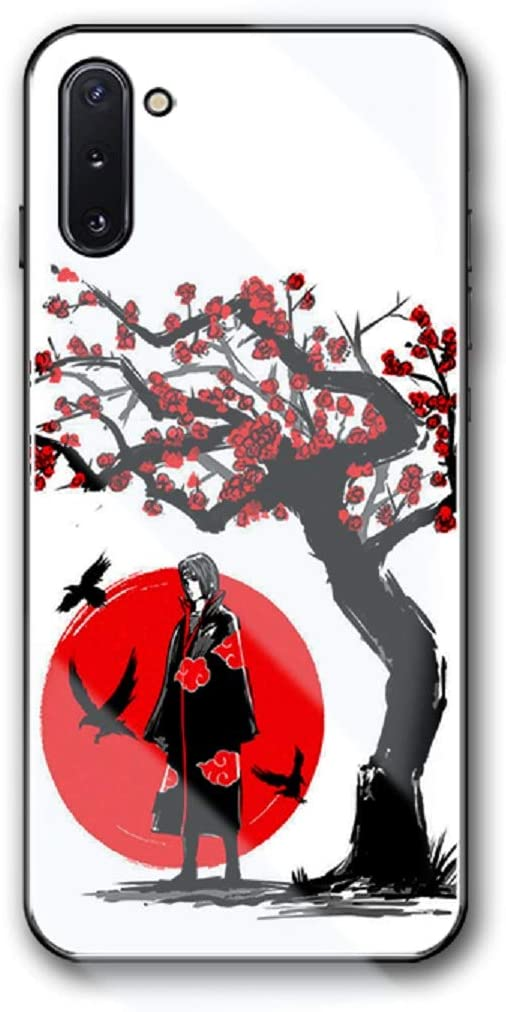 Amazon.com: Anime Naruto Kakshi Itachi Akatsuki Tempered Glass Phone Case for iPhone 6 6S 7 8 Plus X XR XS Max 11 12 Pro Max Mini Manga Cellphone Covers (1, iPhone 11): Computers & Accessories