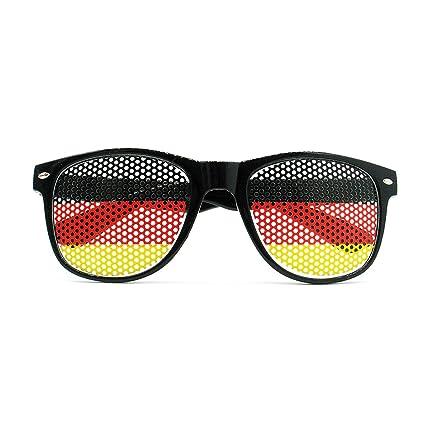 Gafas de Sol de Bandera de España,Gafas de Sol de Estilo ...