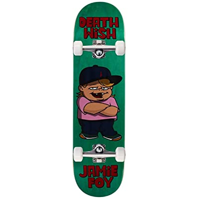 "Deathwish Foy Youngin Skateboard Complete - 8.25"" : Sports & Outdoors"