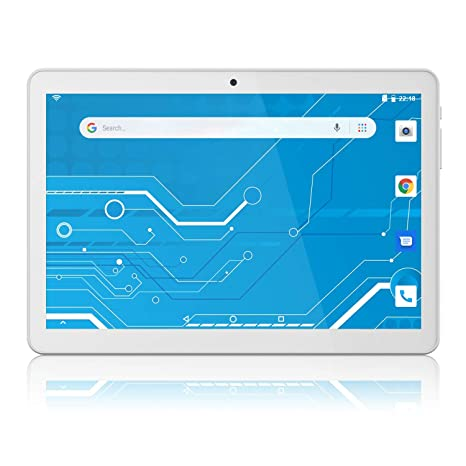 Amazon.com: Tablet de 10 pulgadas Android Go 8.1 ...