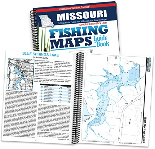 Top 10 best fishing maps guide book top reviews no for Best fishing books