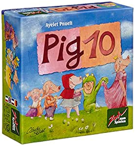 Pig 10 Zoch Verlag Educational Board Game