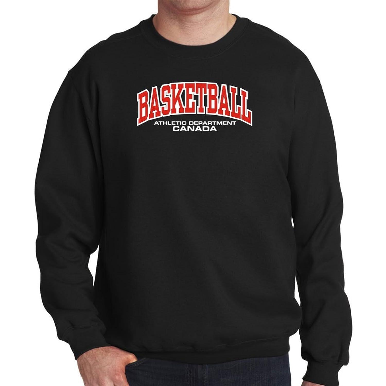Basketball Athletic Department Canada Sweatshirt