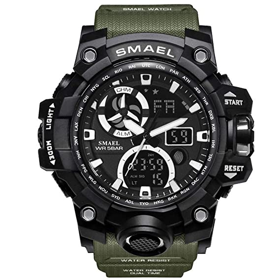 Clásica Hombres, Mujeres, niños, niñas, Bonitos Relojes Elegantes multifunción Integral Watches Moda Reloj Elegante de los Hombres Bluetooth Digital ...