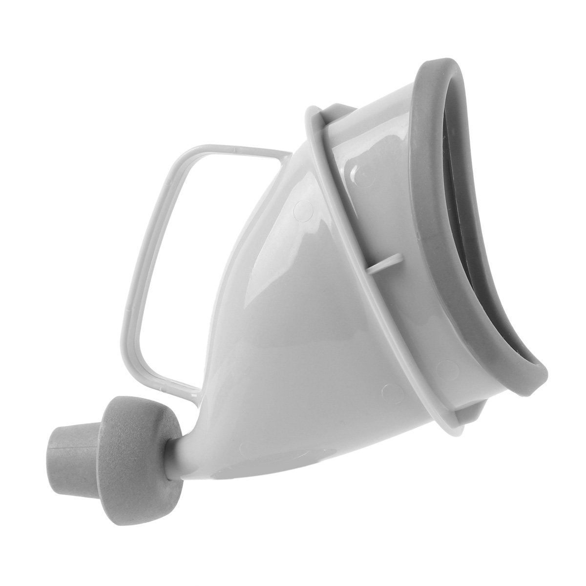 iEFiEL Portable Lightweight Unisex Potty Emergency Pee Funnel Urinal Toilet Outdoor Car Travel Traffic Jam Use