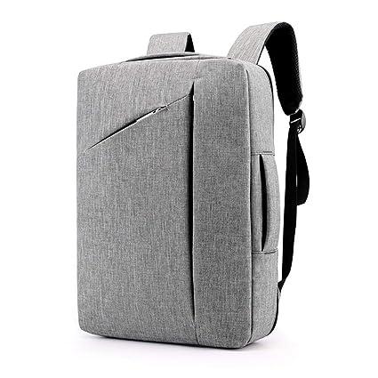 VJUKUBCUTE Mochila de Gran Capacidad para Hombres Laptop Mochila Ordenador para Negocios Trabajo Viajes Fits Resistente
