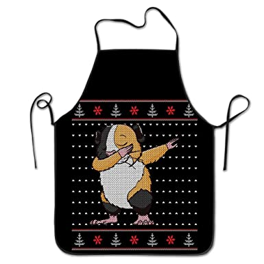 OPQRSTQ-O Badminton Ugly Christmas Mens Printed Hooded Sweatshirt Sweater
