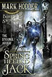 The Strange Affair of Spring Heeled Jack (A Burton & Swinburne Adventure)