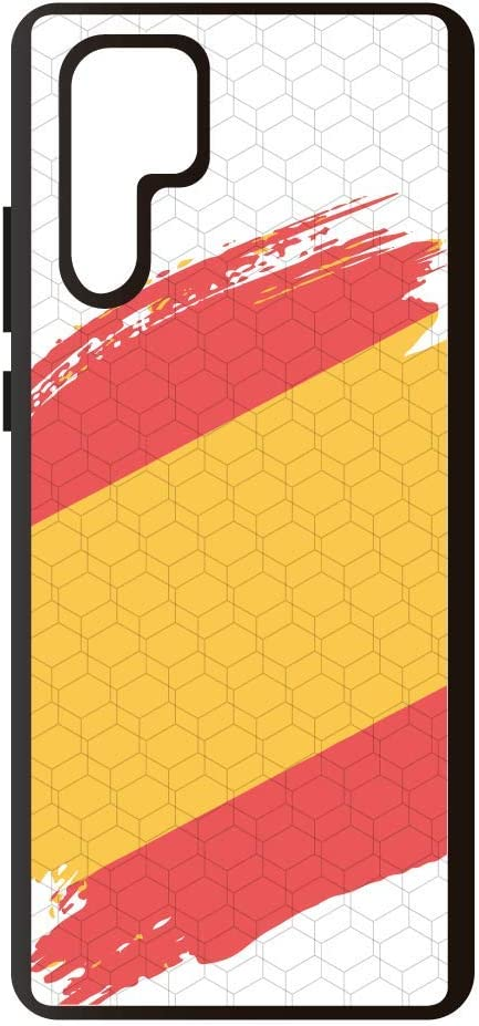 PHONECASES3D Funda móvil España Bandera Compatible con Huawei P30 Pro: Amazon.es: Electrónica
