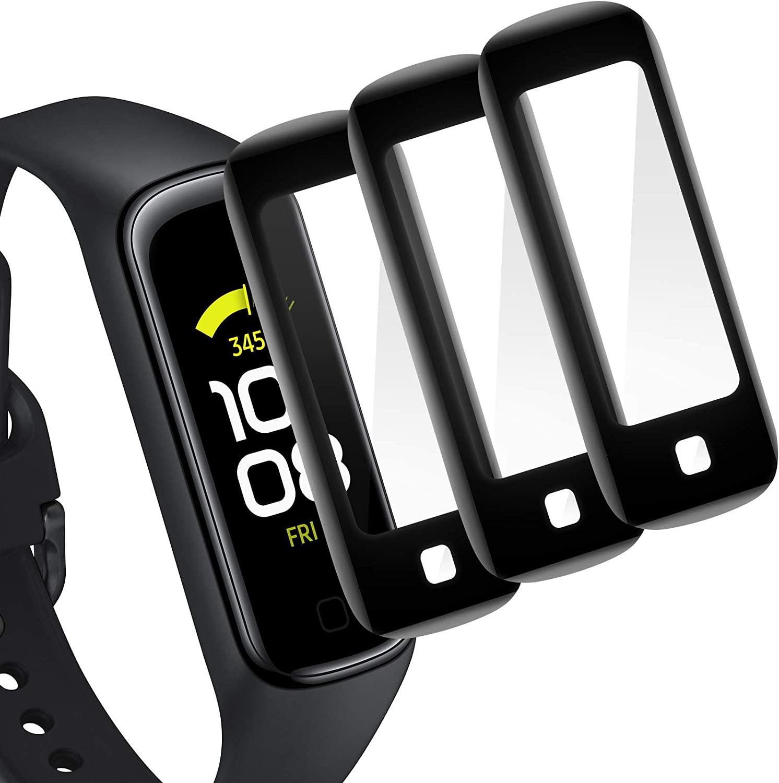 Protector de pantalla Waterproof 3D Samsung Galaxy Fit2 3un