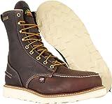 "Thorogood 804-3800 Men's 8"" Moc Toe, MAXwear Wedge"