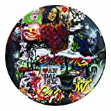 Royal Doulton Nick Walker Plate, 10.75-Inch, Collage Limited Edition