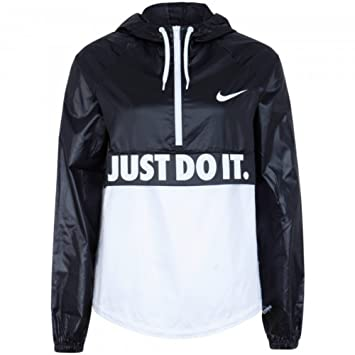 Nike City Packable Jacket Chaqueta, Mujer, Gris (Anthracite/Black/White), S: Amazon.es: Deportes y aire libre