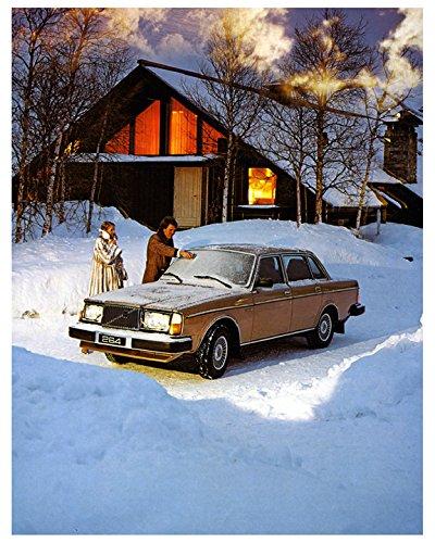 (1980 Volvo 264 Bertone Factory)